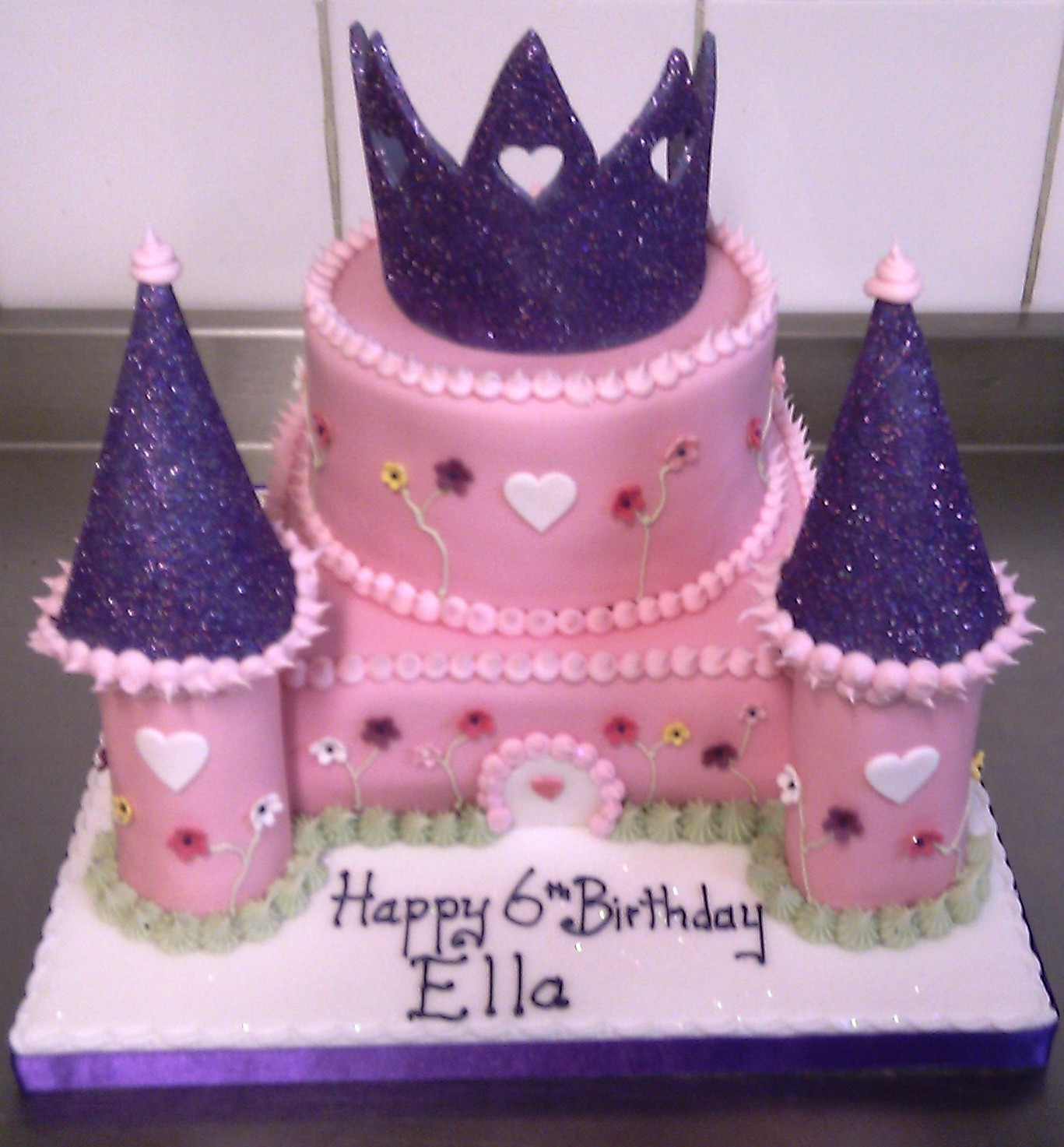 Birthday Party Cakes Play2Day