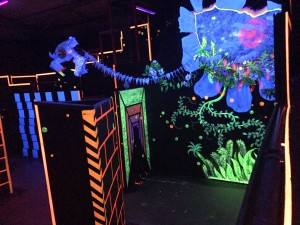 Play2Day Lazer-Tag Arena