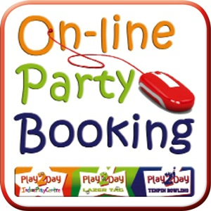 Play2Day Online Party Booking
