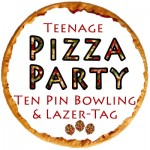 Teenage Pizza Party