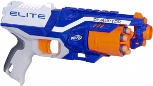 Nerf at Play2Day