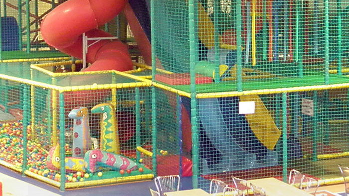 Indoor Soft Play Area Wisbech