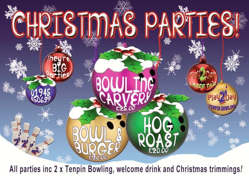 The Christmas Party They'll All Enjoy